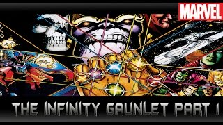 [The Infinity Gauntlet Part1]comic world daily