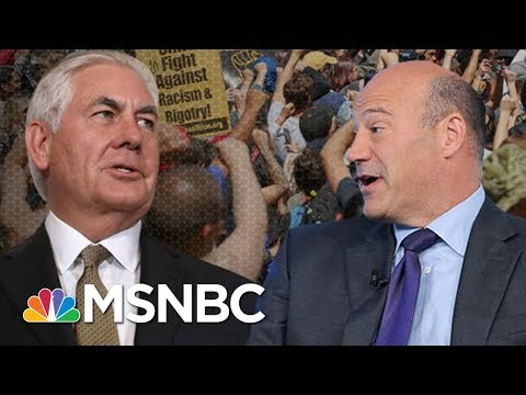 As White House Cracks Show, Are Rex Tillerson and Gary Cohn Headed Out? | Morning Joe | MSNBC