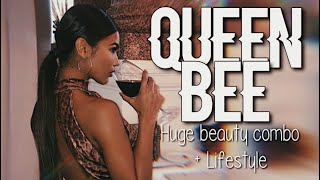 Queen Bee 🐝 HUGE Beauty Combo   Lifestyle