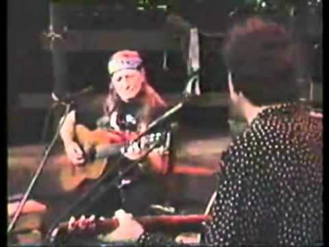 Willie Nelson and Rodney Crowell   Till I Can Gain Control Again   Emmylou Harris