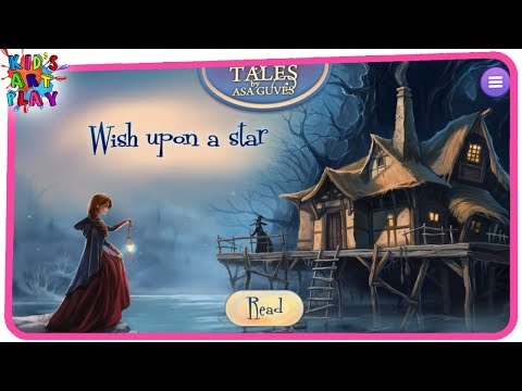 Wish Upon A Star Fairy Tale - ENGLISH - Book Story - Reading - Stories For Kids - Books