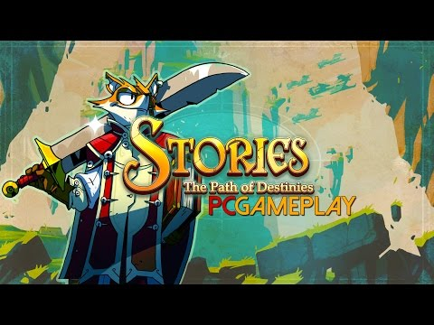 Stories: The Path of Destinies Gameplay (PC HD)