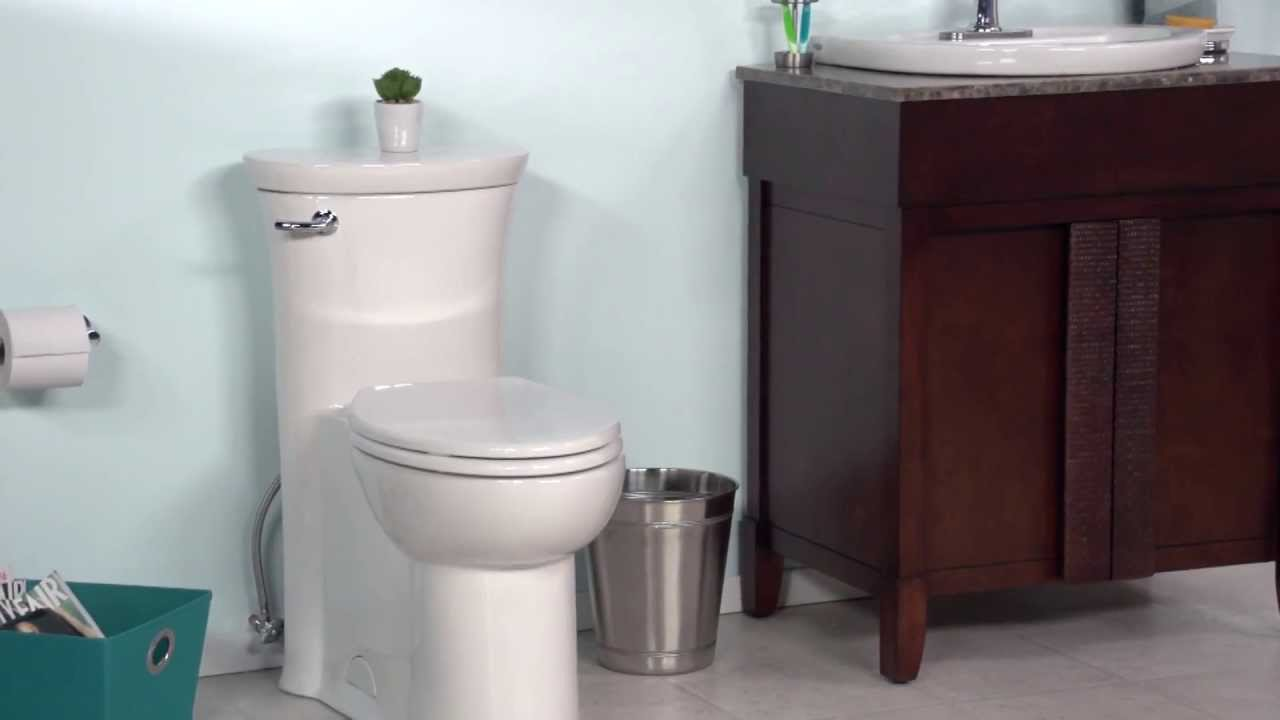 Toilets: Tropic Right Height Elongated Toilet by American Standard ...