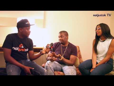 Don Jazzy Exclusive: Olamide/Headies, Tiwa Savage/Tee-Billz, Mo'hits, D'banj (Pt. 2/3)