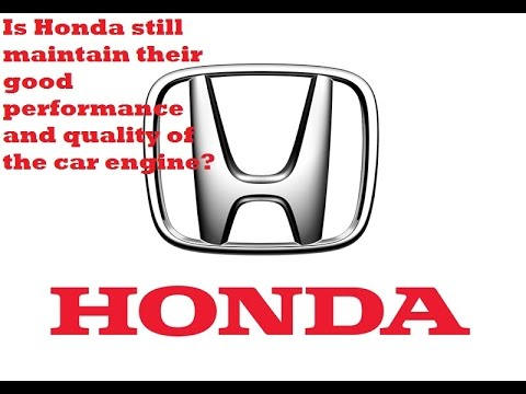 New Honda HRV... Engine Oil Pump spoiled and need to change whole engine