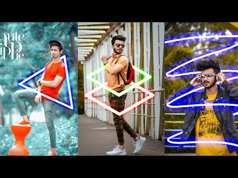 Neon Glowing Effect In PicsArt🔥   Part - 1    Magical Effect    PicsArt Photo Editing    SK EDITZ