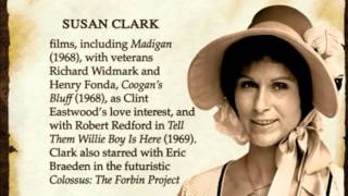 Susan Clark Bio