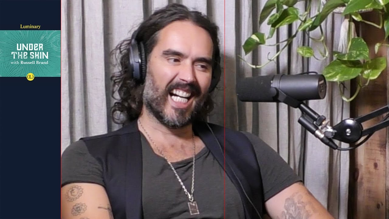 Your Pheromones Make Your Dentist Crazy! | Russell Brand