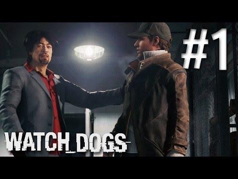 Watch Dogs PS4 Gameplay Walkthrough - Part 1 - Walkthrough Redux [Giveaway]