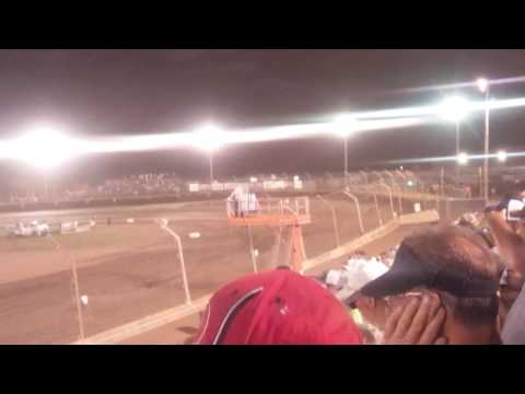 USAC Midgets Feature Part 1/2  Kokomo Speedway