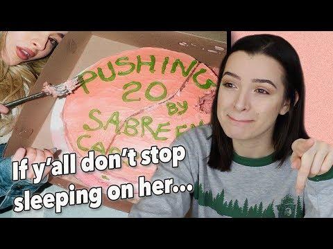 Pushing 20 ~ Sabrina Carpenter Reaction Mp3