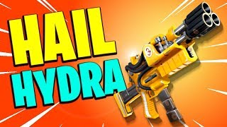 YOU *NEED* TO GET THIS!!! | Hydra Assault Rifle | Fortnite Save the World