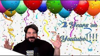 2 Years on YOUTUBE!!!!!