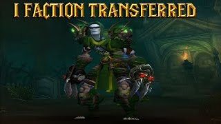 Why I Faction Transferred (Alliance to Horde)