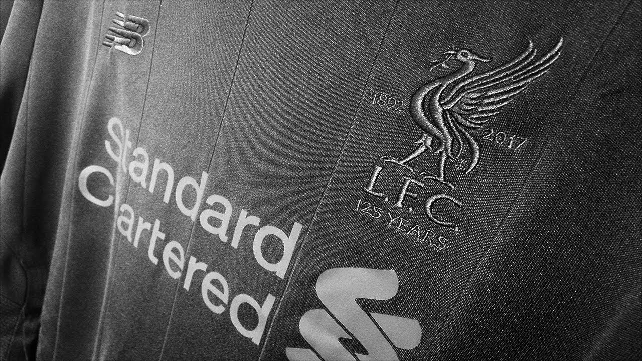 timeless design 8c666 e750a Liverpool 125th Limited Edition New Balance 'Pitch Black' Elite 2017/18  Shirt Unboxing!