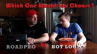 Hot Logic Mini VS Road Pro