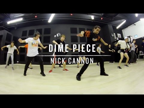 Dime Piece (Nick Cannon) | Daniel Choreography