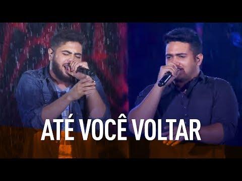 Henrique & Juliano - Até Você Voltar (DVD Festeja Brasil 2016) [Vídeo Oficial]
