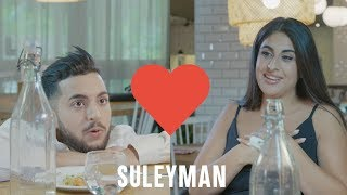 Suleyman testar att gå på dejt (ft. Athena Afshari)