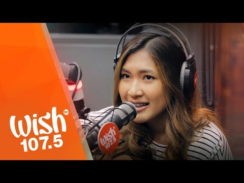 "Ysabelle Cuevas performs ""Daunted"" LIVE on Wish 107.5 Bus"