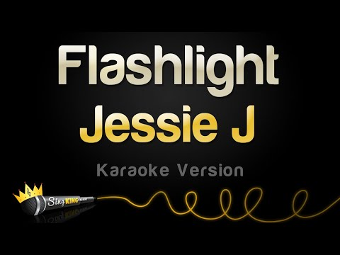 Jessie J - Flashlight Karaoke