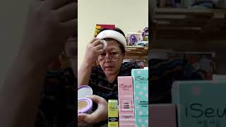 Продукция Компании Фаберлик ISeul по уходу за кожей лиуа