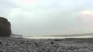 Storm Imogen - Llantwit Major Beach, South Wales 08/02/2016