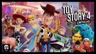 Toy Story 4 | Crítica #40 | LA ZONA CERO