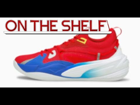One-Shot 014 - Puma RS Dreamer Mario 64 Unboxing