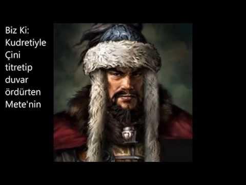 Biz Ki Türk Milletiyiz (Doğu Türkistan İçin Özgürlük)