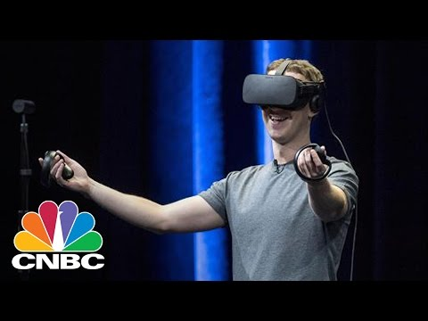 The Future Of Facebook Is Virtual Reality | CNBC