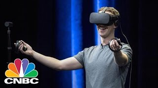 The Future Of Facebook Is Virtual Reality   CNBC