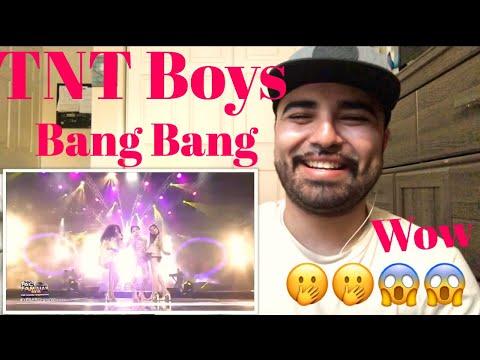 "Reaction to YFSF Grand Showdown TNT Boys ""Bang Bang"""