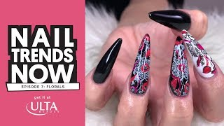 Nail Trends Now - Florals - Get It At Ulta Beauty