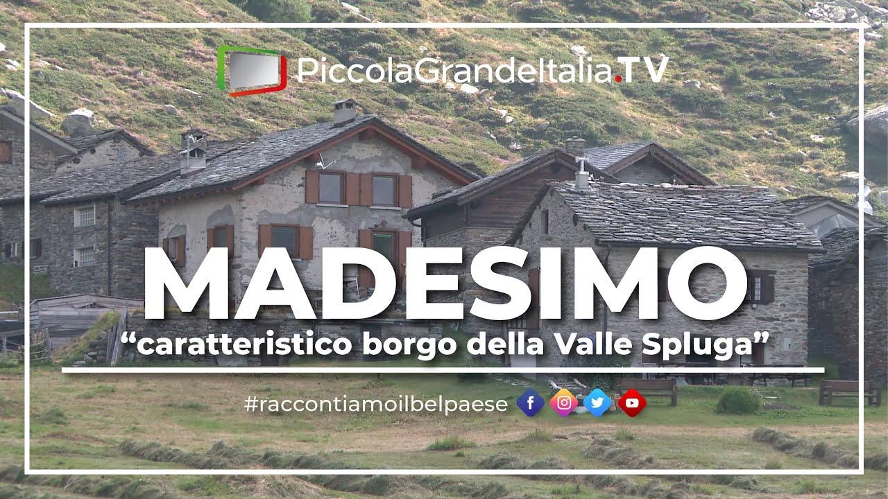 Madesimo  Piccola Grande Italia  YouTube