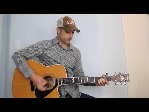 I'll Wait For You - Jason Aldean - Guitar Lesson   Tutorial