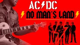 AC/DC - No Man's Land Guitar Cover #PwrUp