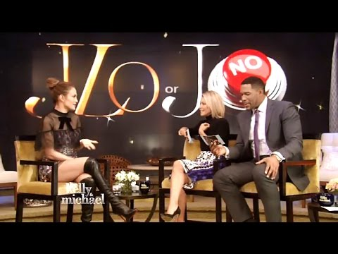 JLO or JNo - Jennifer Lopez Interview - Kelly & Michael