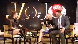 JLO or JNo - Jennifer Lopez Interview - Kelly & Michael