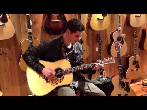 Martin HD16R-LSH at Randees Music