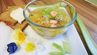Delicious Fish Soup / Salmon fish head soup / How to cook fish head soup / Salmon soup of the day