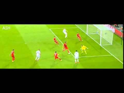 Cristiano Ronaldo Vs Sevilla UEFA Super Cup 120820141
