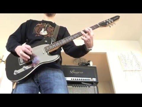 Fender Telecaster John 5 Artist Series Mexico