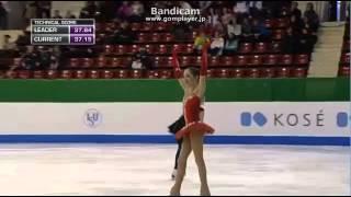 2014 JW Evgenia MEDVEDEVA SP エフゲニア・メドベージェワ 検索動画 26