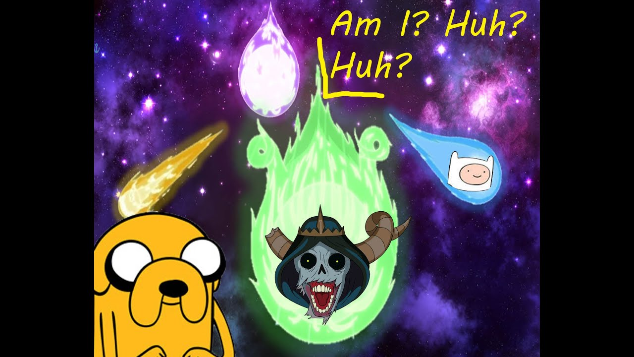 Jake The Yellow Comet Adventure Time Theory Youtube