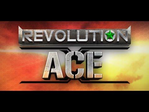 Let´s play revolution ace: Das beste Spiel der Welt! (für 19 ct)