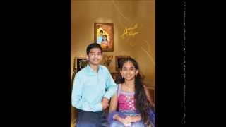 Anirudh Abhigna invitation