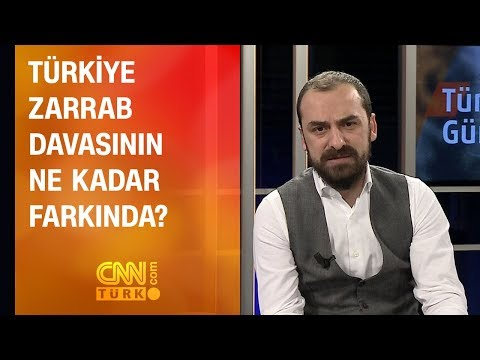 Türkiye Zarrab davasının ne kadar farkında?