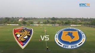 KTFC SCORE [DIVISION 2 2015] THONBURI CITY 2-1 KRUNGTHONBURI FC