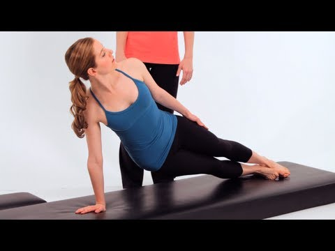 How To Do Side Bends | Pilates Workout